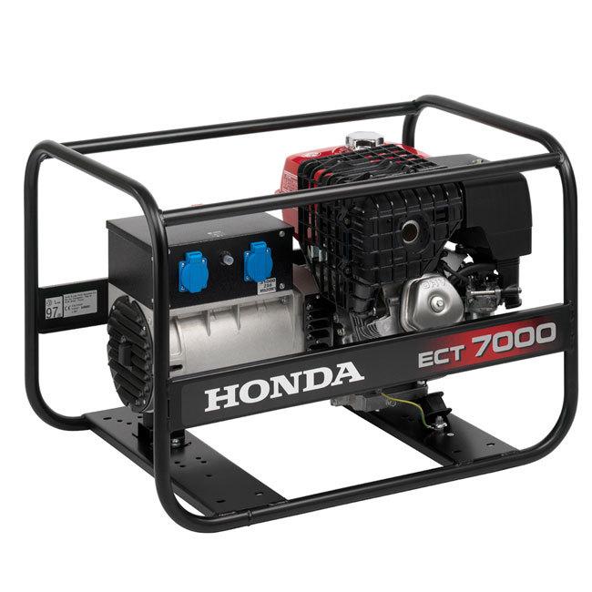 Строительная электростанция Honda ECT7000 (3) в Абдулино