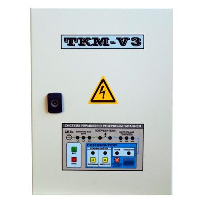 Автоматика ТКМ-V3 с ИУ3с + ПБ3-10 (EG5500) в Абдулино