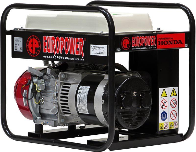 Генератор бензиновый Europower EP 3300/11 (2) в Абдулино