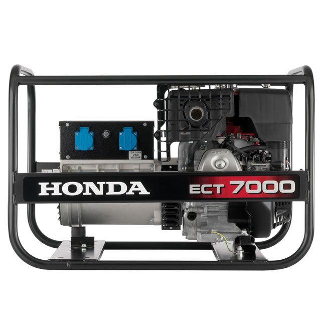 Строительная электростанция Honda ECT7000 (4) в Абдулино