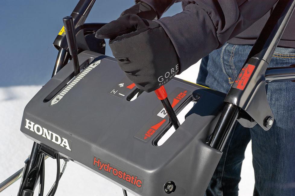 Снегоочиститель Honda HSS 760A ETD (9) в Абдулино