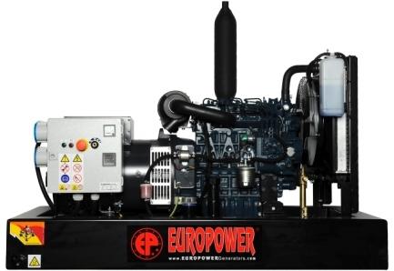 Генератор дизельный Europower EP 163 DE в Абдулино