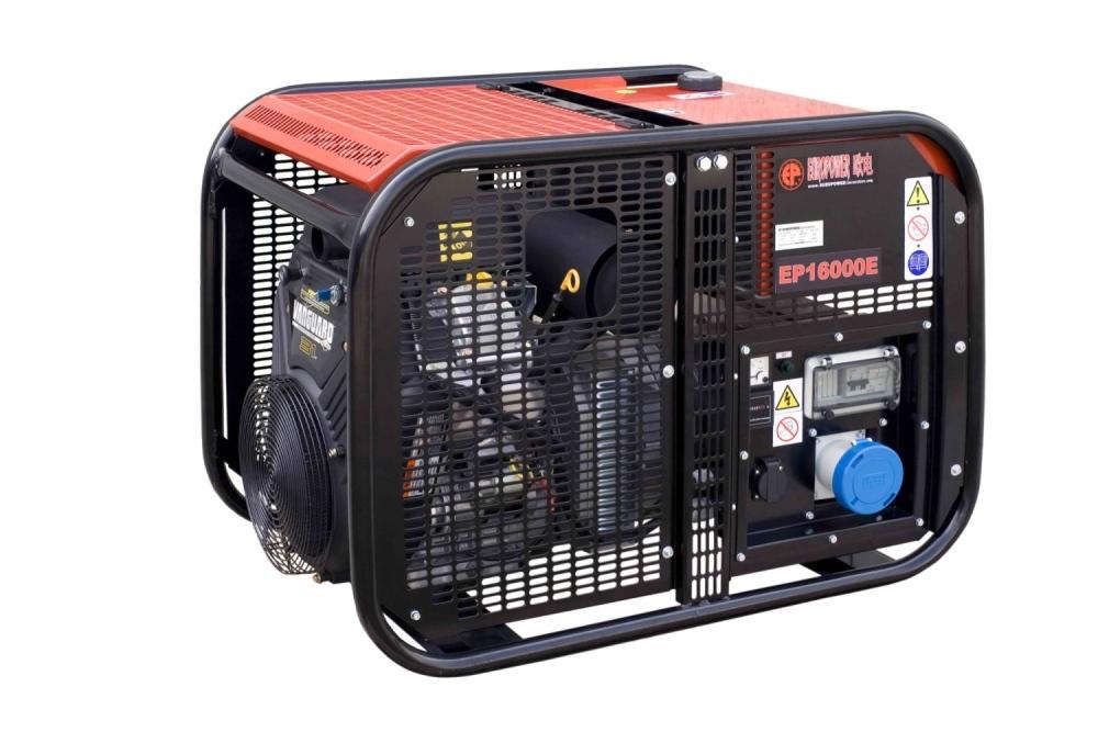 Генератор бензиновый Europower EP 16000 E в Абдулино