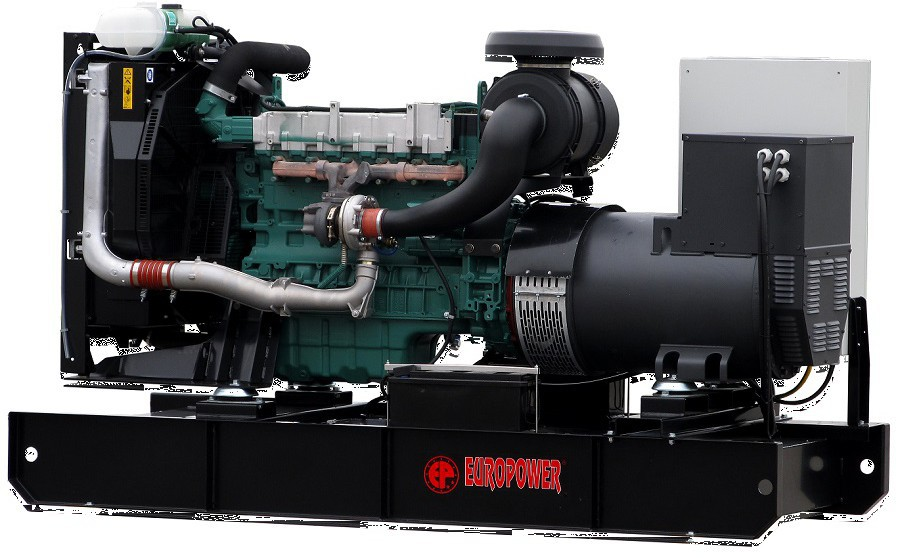 Генератор дизельный Europower EP 180 TDE в Абдулино