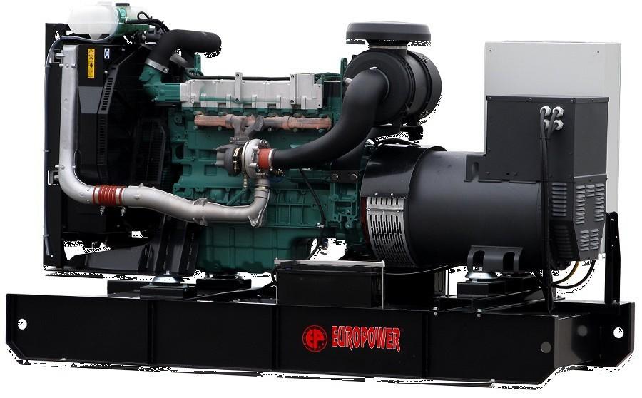 Генератор дизельный Europower EP 315 TDE в Абдулино