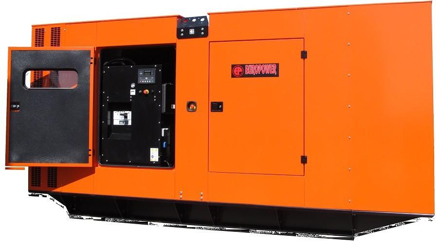 Генератор дизельный Europower EPS 600 TDE в Абдулино