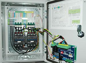 Автоматика ТКМ-V3 с ИУ3с + ПБ3-10 (EG5500) (2) в Абдулино