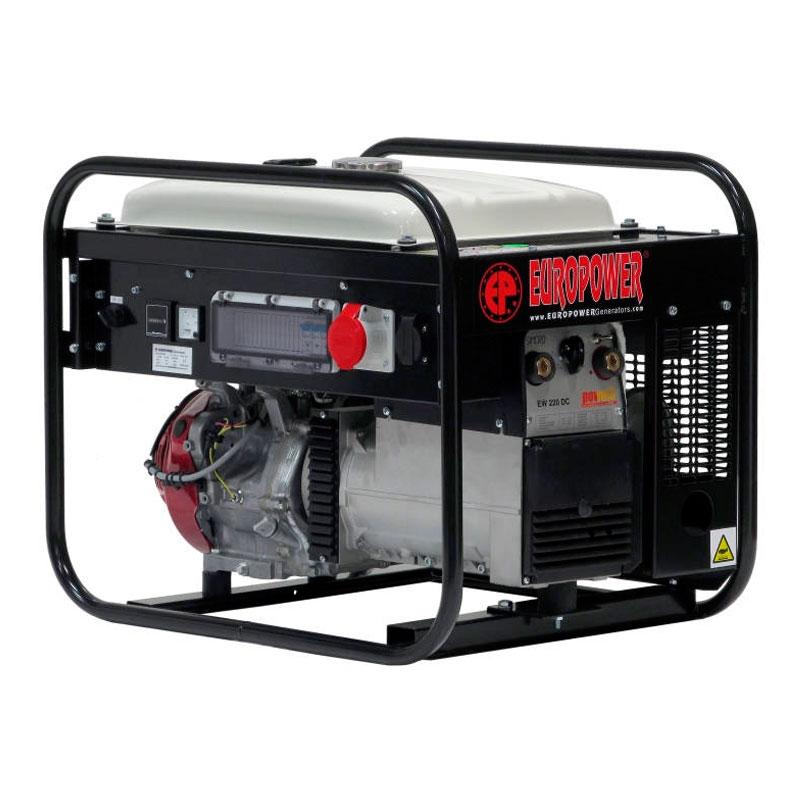 Генератор бензиновый сварочный Europower EP 200X DC в Абдулино