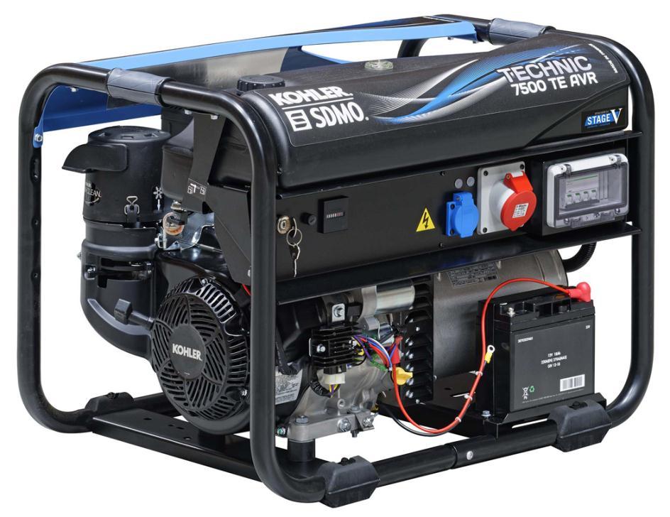 TECHNIC 7500 TE AVR M в Абдулино