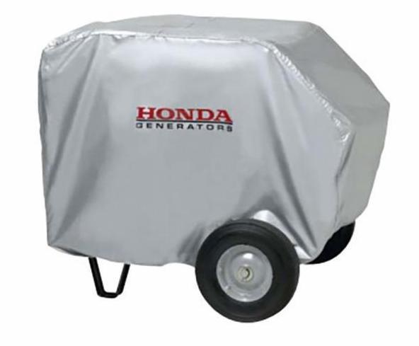 чехол для генератора Honda EU10i Honda Marine серебро в Абдулино